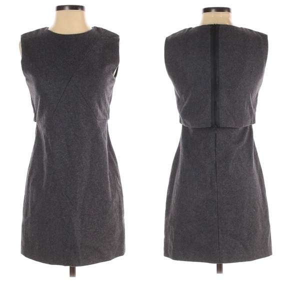 Kate Spade Saturday Wool Blend Sheath Dress